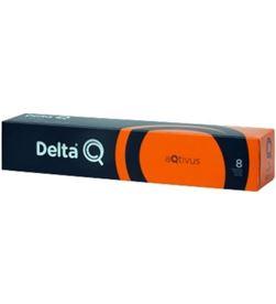 Todoelectro.es DEL-CAFE AQTIVUS caja de 10 cápsulas de café delta aqtivus - intensidad 8 - compatibles 5028326 - DEL-CAFE AQTIVU