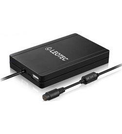 Leotec -NOTE 90W USB NEGRO cargador automático notebook lencshome11 - 90w - usb - 12 conector - LENCSHOME11