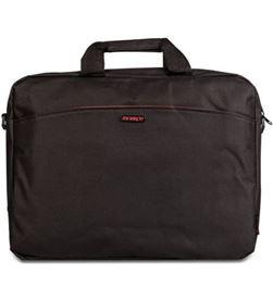 Ngs ENTERPRISE maletín monray negro y rojo - para portátiles hasta 15.6''/39 - MONR-MAL ENTERPRISE