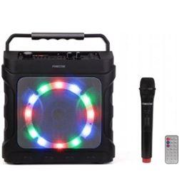 Altavoz bluetooth Fonestar PARTYBOX - 20w rms - fm - función karaoke - us - FONE-ALT PARTYBOX