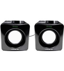Todoelectro.es AS1 altavoces tacens anima - 2.0 - 8w rms - alimentacion usb - jack 3.5mm - TAC-ALT AS1