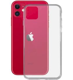 Funda flex contact Ksix tpu iphone 11 pro transparente L0943FTP00 - L0943FTP00