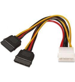 Aisens A131-0161 cable duplicador de alimentación - conectores molex 4pin m - AIS-CAB A131-0161
