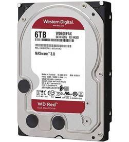 Western WD60EFAX disco duro interno digital nas red - 6tb - sata iii - 3.5'' - WD60EFAX