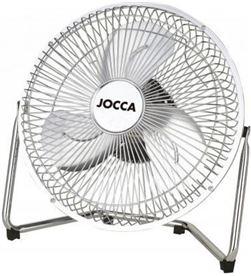 Todoelectro.es 2236 ventilador de suelo industrial jocca - 20w - aspas 21cm - 3 aspas metá - JOC-PAE-VENT 2236