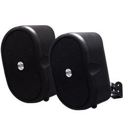 Fonestar AMBIENT-20A altavoces 2.0 ambient- hi-fi - autoamplificados - 20w rms / 40w ma - FONE-ALT AMBIENT-20A