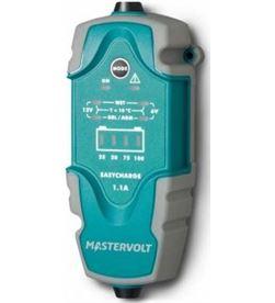 Todoelectro.es 43510100 cargador de baterías portátil easycharge portable 1.1a - MAS-43510100