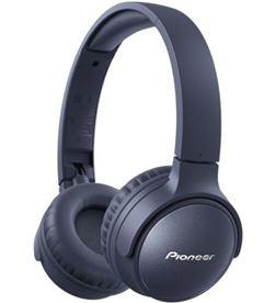 Pioneer SE-S6BN-L auriculares inalámbricos / con micrófono/ bluetooth/ azul - PIO-AUR SE-S6BN-L