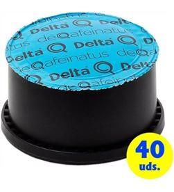 Todoelectro.es 7925447 cápsula delta deqafeinatus para cafeteras delta/ caja 40 - 7925447