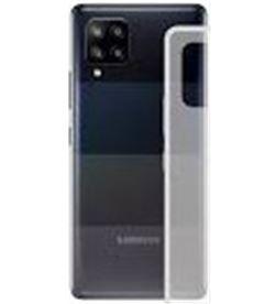 Funda flex contact ksix tpu Samsung galaxy a42 5g transparente L8661FTP00 - L8661FTP00