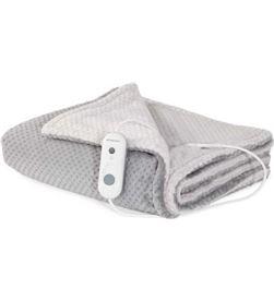 Orbegozo 17532 manta eléctrica mah 2050/ gris y blanca - 17532