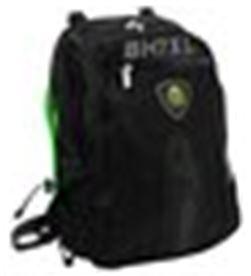 Todoelectro.es mochila portatil 17 keep out bk7gxl negro/verde - A0030582