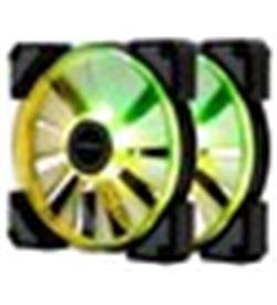 Todoelectro.es A0028915 ventilador 140x140 in win crown argb pack 2ud crown 14cm x 2 - A0028915