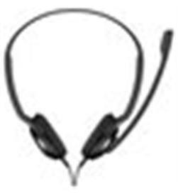 Sennheiser A0024051 auriculares micro pc 5 chat 508328 - A0024051