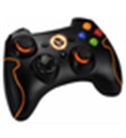 Todoelectro.es gamepad krom khensu pc ps3 negro/naranja nxkromkhns - A0007080