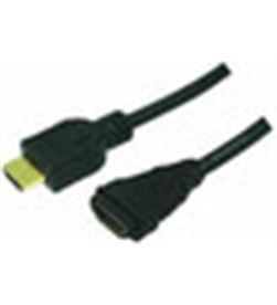 Logilink A0012234 cable hdmi-m a hdmi-h extensor 5m +ethern ch0058 - A0012234