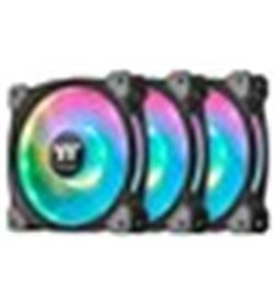 Thermaltake A0027882 ventilador 140x140 riing duo 14 rgb tt p3uds cl-f078-pl14sw- - A0027882