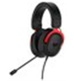 Auriculares Asus tuf gaming h3 red 90YH02AR-B1UA00 - A0029729