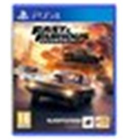 Juego Sony ps4 fast furious crossroads 113541 Consolas - A0029845
