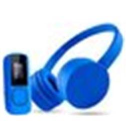 Auricularesmicro+mp3 Energy sistem music pack azul 443857 - A0032780