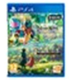 Sony A0032077 juego ps4 ni no kuni 1 + 2 compilation 114077 - A0032077