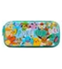 Funda hori Nintendo switch premium pikachu friends NSW-VCPF - A0033825