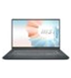Msi A0033922 portatil 15 a11sb(modern)-011es gris i7-1165g7/16gb/ssd 9s7-155226-011 - A0033922