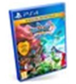 Sony A0034732 juego ps4 dragon quest xi s ecos pasado e. de para pla 1060145 - A0034732