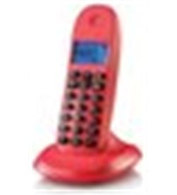 Telefono inalambrico dect digital Motorola c1001lb+ rojo 107C1001CEREZA - A0019582