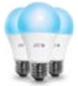 Bombilla inteligente Spc aura 1050 10w pack 3 uds 2700-6500 6113B - A0034625