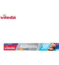 Vileda freshmate papel aluminio 30mts 151846 8410435206861 - 77645