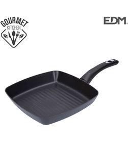 Edm asadora grill - ''basic line''- whitford tecnology - 24x24cm - 8425998766752 - 76675