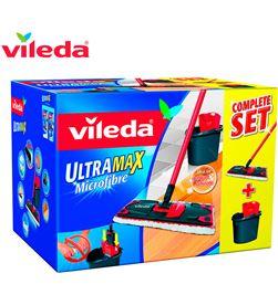 Vileda set ultramax mopa microfibras 2 en 1 155737 4023103143890 - 77650