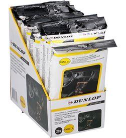 Pack 20 toallitas limpia salpicaderos Dunlop 8711252036915 - 99602