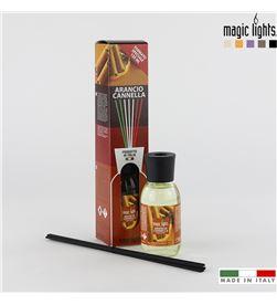 Magic difusor aroma mikado naranja-canela 125ml lights 8030650192406 - 83917