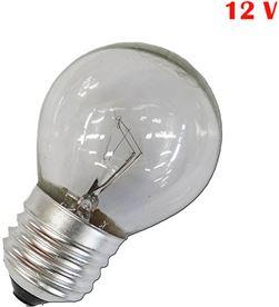 Orbitec bombilla esferica e27 60w clara 12v 8427227110862 - 35237