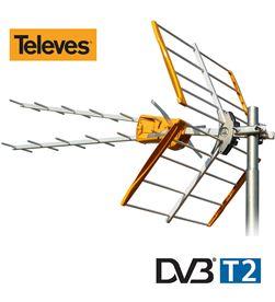 Televes antena tdt 2 generacion v zenit uhf (c21-48) g 13dbi 8424450184219 - 52027