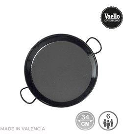 Vaello paellera esmaltada para induccion y vitroceramica ø34cm (6 personas) 8411470003743 - 76635
