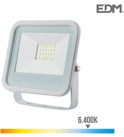 Edm foco proyector led 20w 1400 lm 6400k luz fria 8425998703733 - 70373