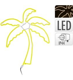 Decorative figura palmera flexiled neon 65x84cm ip44 8719202537789 - 71813