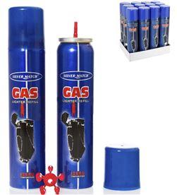 Polyflame recarga de gas para mecheros 300ml 3661075048327 - 90904