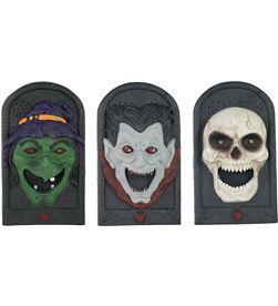 Articasa timbre halloween a pilas con movimiento y sonido 8711252004860 - 71848