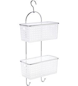 Five soporte de ducha con dos cestas y gancho 3560238495780 - 01743