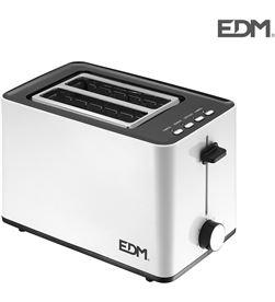 Edm tostadora doble ranura -'' white design'' - 850w - 8425998076387 - 07638