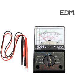 Edm polimetro analogico ft-7c 8425998022001 BRICOLAJE - 02200