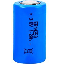 Saft pila litio lpt2 150 1/2 3,6 v (14250h) 1200 mahorizontal pila litio lpt2 150 1/2 8425998381115 - 38111