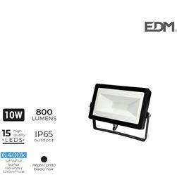 Edm foco proyector led 10w 6400k 800 lumens 8425998703405 - 70340