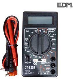Edm polimetro digital económico 8425998022032 BRICOLAJE - 02203