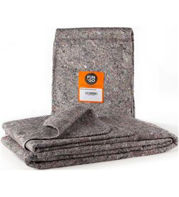 Fun manta protectora eco 240gr gris 2x1,5mtss 8435310190448 - 47233