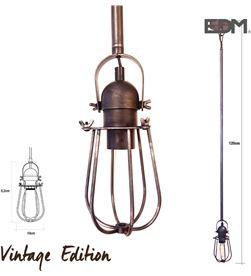 Edm colgante vintage e27 60w - 8,2x10cm 8425998321081 - 32108